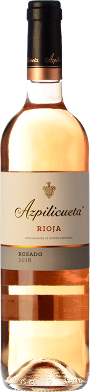 9,95 € Envoi gratuit | Vin rose Campo Viejo Azpilicueta D.O.Ca. Rioja La Rioja Espagne Tempranillo, Viura Bouteille 75 cl