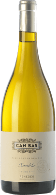 13,95 € Free Shipping | White wine Can Bas L'Era D.O. Penedès Catalonia Spain Xarel·lo Bottle 75 cl