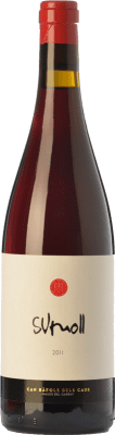 21,95 € Free Shipping | Red wine Can Ràfols Joven D.O. Penedès Catalonia Spain Sumoll Bottle 75 cl
