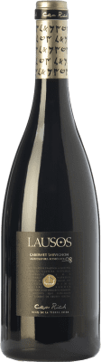 18,95 € Envoi gratuit | Vin rouge Can Rich Lausos Crianza I.G.P. Vi de la Terra de Ibiza Îles Baléares Espagne Cabernet Sauvignon Bouteille 75 cl