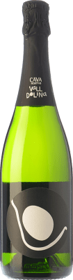 9,95 € Free Shipping | White sparkling Can Tutusaus Vall Dolina Brut Nature Reserva D.O. Cava Catalonia Spain Macabeo, Xarel·lo, Chardonnay, Parellada Bottle 75 cl. | Thousands of wine lovers trust us to get the best price guarantee, free shipping always and hassle-free shopping and returns.