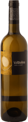 9,95 € Free Shipping | White wine Can Tutusaus Vall Dolina D.O. Penedès Catalonia Spain Xarel·lo Bottle 75 cl