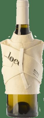 27,95 € Kostenloser Versand | Weißwein Canopy Loco Crianza D.O. Méntrida Kastilien-La Mancha Spanien Grenache Weiß Flasche 75 cl
