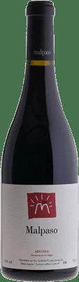 16,95 € Envío gratis | Vino tinto Canopy Malpaso Joven D.O. Méntrida Castilla la Mancha España Syrah Botella 75 cl