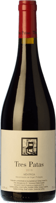 15,95 € Free Shipping | Red wine Canopy Tres Patas Joven D.O. Méntrida Castilla la Mancha Spain Syrah, Grenache Bottle 75 cl