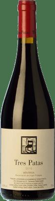 15,95 € Kostenloser Versand | Rotwein Canopy Tres Patas Joven D.O. Méntrida Kastilien-La Mancha Spanien Syrah, Grenache Flasche 75 cl