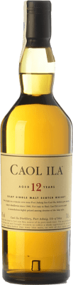 58,95 € Envoi gratuit | Whisky Single Malt Caol Ila 12 Islay Royaume-Uni Bouteille 70 cl