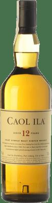 47,95 € Free Shipping | Whisky Single Malt Caol Ila 12 Islay United Kingdom Bottle 70 cl