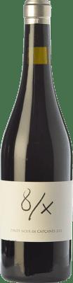 31,95 € Kostenloser Versand | Rotwein Capçanes 8/X Crianza D.O. Montsant Katalonien Spanien Pinot Schwarz Flasche 75 cl