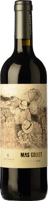 7,95 € Kostenloser Versand | Rotwein Capçanes Mas Collet Joven D.O. Montsant Katalonien Spanien Tempranillo, Grenache, Cabernet Sauvignon, Carignan Flasche 75 cl