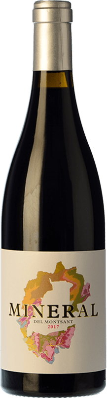 11,95 € Free Shipping | Red wine Cara Nord Mineral del Montsant Joven D.O. Montsant Catalonia Spain Grenache, Carignan Bottle 75 cl