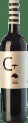 8,95 € Envío gratis | Vino tinto Carchelo Cosecha Joven D.O. Jumilla Castilla la Mancha España Tempranillo, Syrah, Cabernet Sauvignon, Monastrell Botella 75 cl