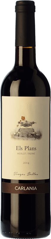 18,95 € Envoi gratuit   Vin rouge Carlania Els Corrals Crianza D.O. Conca de Barberà Catalogne Espagne Merlot, Trepat Bouteille 75 cl