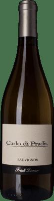 13,95 € Free Shipping | White wine Carlo di Pradis D.O.C. Friuli Isonzo Friuli-Venezia Giulia Italy Sauvignon Bottle 75 cl