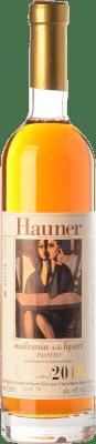 62,95 € Free Shipping | Sweet wine Hauner Passito Riserva Reserva D.O.C. Malvasia delle Lipari Sicily Italy Corinto, Malvasia delle Lipari Half Bottle 50 cl
