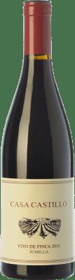 Vin rouge Casa Castillo de Finca Crianza D.O. Jumilla Castilla La Mancha Espagne Grenache, Monastrell Bouteille 75 cl