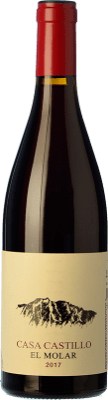13,95 € Envío gratis   Vino tinto Casa Castillo El Molar Crianza D.O. Jumilla Castilla la Mancha España Garnacha Botella 75 cl
