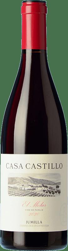 13,95 € Free Shipping | Red wine Casa Castillo El Molar Crianza D.O. Jumilla Castilla la Mancha Spain Grenache Bottle 75 cl