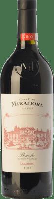 75,95 € Free Shipping | Red wine Casa di Mirafiore Lazzarito 2008 D.O.C.G. Barolo Piemonte Italy Nebbiolo Bottle 75 cl