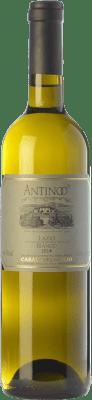 15,95 € Free Shipping | White wine Casale del Giglio Antinoo I.G.T. Lazio Lazio Italy Viognier, Chardonnay Bottle 75 cl