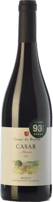 21,95 € Free Shipping | Red wine Casar de Burbia Joven D.O. Bierzo Castilla y León Spain Mencía Magnum Bottle 1,5 L