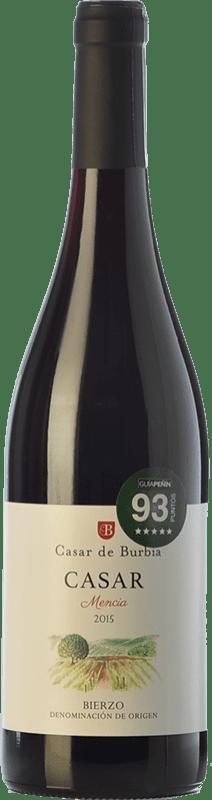21,95 € Free Shipping | Red wine Casar de Burbia Joven 2009 D.O. Bierzo Castilla y León Spain Mencía Magnum Bottle 1,5 L