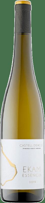 49,95 € Envío gratis   Vino blanco Castell d'Encús Ekam Essència D.O. Costers del Segre Cataluña España Riesling Botella 75 cl