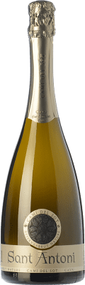15,95 € Free Shipping   White sparkling Castell Sant Antoni Camí del Sot Reserva D.O. Cava Catalonia Spain Macabeo, Xarel·lo, Parellada Bottle 75 cl.   Thousands of wine lovers trust us to get the best price guarantee, free shipping always and hassle-free shopping and returns.