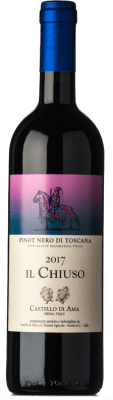 29,95 € Free Shipping   Red wine Castello di Ama Il Chiuso I.G.T. Toscana Tuscany Italy Sangiovese, Pinot Black Bottle 75 cl