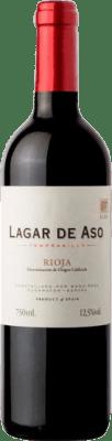 4,95 € Free Shipping | Red wine Castillo de Fuenmayor Lagar de Aso Cosecha Joven D.O.Ca. Rioja The Rioja Spain Tempranillo Bottle 75 cl