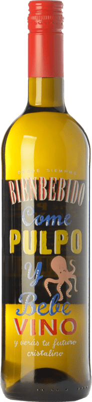 6,95 € Envoi gratuit   Vin blanc Castillo de Maetierra Come Pulpo y Bebe Vino D.O.Ca. Rioja La Rioja Espagne Albariño Bouteille 75 cl