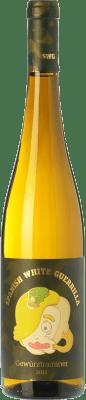 7,95 € Envío gratis   Vino blanco Castillo de Maetierra Spanish White Guerrilla I.G.P. Vino de la Tierra Valles de Sadacia La Rioja España Gewürztraminer Botella 75 cl