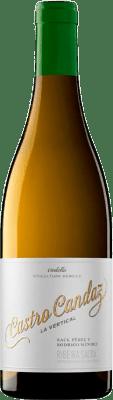 25,95 € Free Shipping | White wine Castro Candaz La Vertical Crianza D.O. Ribeira Sacra Galicia Spain Godello Bottle 75 cl