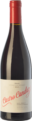 16,95 € Envoi gratuit | Vin rouge Castro Candaz Joven D.O. Ribeira Sacra Galice Espagne Mencía Bouteille 75 cl