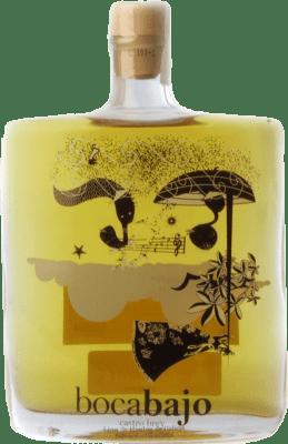 31,95 € Kostenloser Versand | Kräuterlikör CastroBrey Bocabajo D.O. Orujo de Galicia Galizien Spanien Halbe Flasche 50 cl