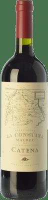 15,95 € Kostenloser Versand | Rotwein Catena Zapata La Consulta Reserva I.G. Valle de Uco Uco-Tal Argentinien Malbec Flasche 75 cl