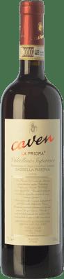 28,95 € Free Shipping | Red wine Caven Sassella Riserva La Priora Reserva D.O.C.G. Valtellina Superiore Lombardia Italy Nebbiolo Bottle 75 cl