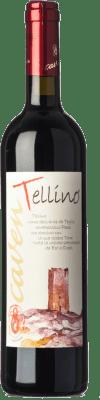 12,95 € Free Shipping | Red wine Caven Tellino I.G.T. Terrazze Retiche Lombardia Italy Nebbiolo Bottle 75 cl