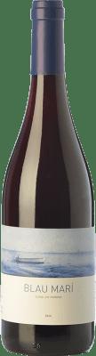 7,95 € Free Shipping | Red wine Celler 9+ Blau Marí Joven D.O. Tarragona Catalonia Spain Grenache, Cabernet Sauvignon Bottle 75 cl