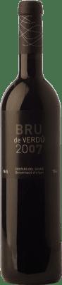 11,95 € Free Shipping | Red wine Cercavins Bru de Verdú Joven D.O. Costers del Segre Catalonia Spain Tempranillo, Syrah Bottle 75 cl