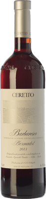 103,95 € Free Shipping | Red wine Ceretto Bernardot D.O.C.G. Barbaresco Piemonte Italy Nebbiolo Bottle 75 cl