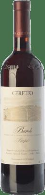 159,95 € Free Shipping | Red wine Ceretto Prapò D.O.C.G. Barolo Piemonte Italy Nebbiolo Bottle 75 cl
