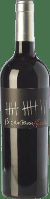 9,95 € Free Shipping | Red wine César Príncipe 13 Cántaros Nicolás Joven D.O. Cigales Castilla y León Spain Tempranillo Bottle 75 cl
