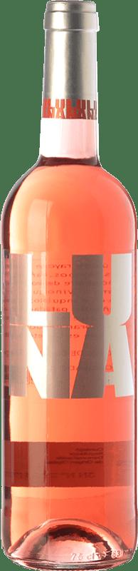 7,95 € Free Shipping | Rosé wine César Príncipe Clarete de Luna Joven D.O. Cigales Castilla y León Spain Tempranillo, Grenache, Albillo, Verdejo Bottle 75 cl