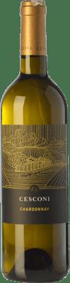 19,95 € Free Shipping | White wine Cesconi Selezione Et. Vigneto I.G.T. Vigneti delle Dolomiti Trentino Italy Chardonnay Bottle 75 cl