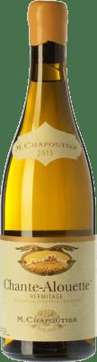 94,95 € Free Shipping | White wine Chapoutier Chante-Alouette A.O.C. Hermitage Rhône France Marsanne Bottle 75 cl