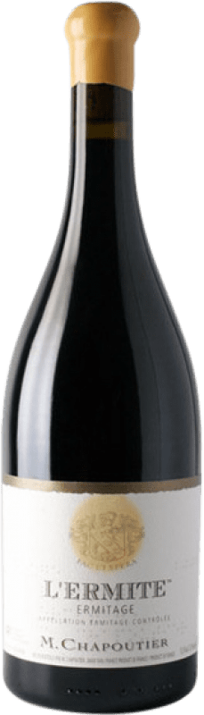 505,95 € Free Shipping   Red wine Chapoutier L'Ermite Rouge Crianza A.O.C. Hermitage Rhône France Syrah Bottle 75 cl