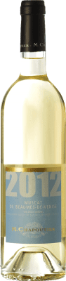 35,95 € Free Shipping | Sweet wine Chapoutier Muscat A.O.C. Beaumes de Venise Rhône France Muscatel Small Grain Bottle 75 cl