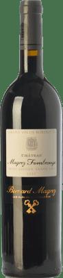 151,95 € Free Shipping | Red wine Château Fombrauge Magrez A.O.C. Saint-Émilion Grand Cru Bordeaux France Merlot, Cabernet Franc Bottle 75 cl