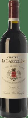 87,95 € Free Shipping | Red wine Château La Gaffelière Crianza A.O.C. Saint-Émilion Grand Cru Bordeaux France Merlot, Cabernet Franc Bottle 75 cl